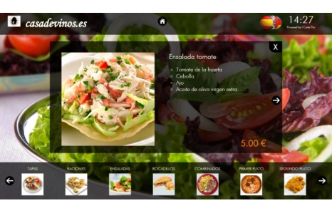 carta digital, I Carte Pro